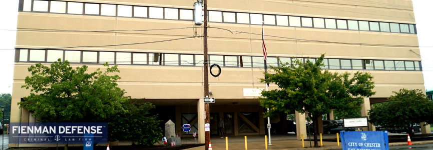 Delaware County 32-1-21 Magisterial District Court   Fienman
