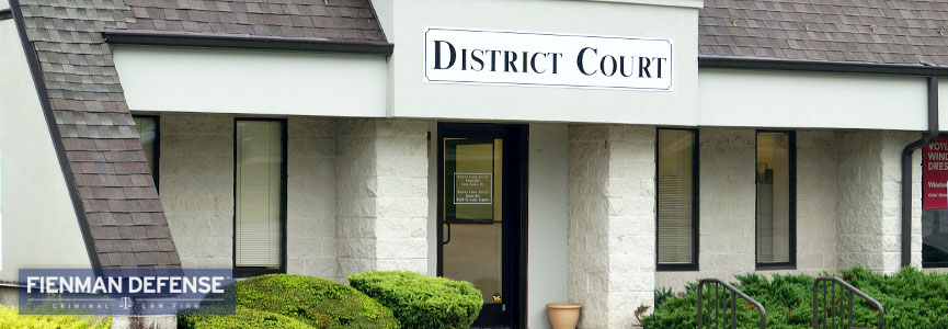 Delaware County 32-2-43 Magisterial District Court   Fienman